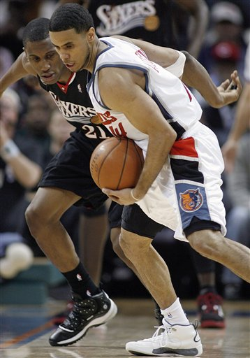 76ers Bobcats Basketball