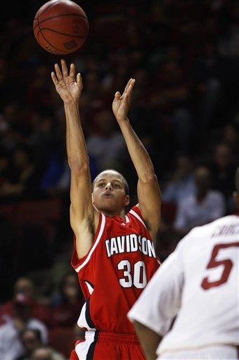 Davidson Oklahoma Basketball