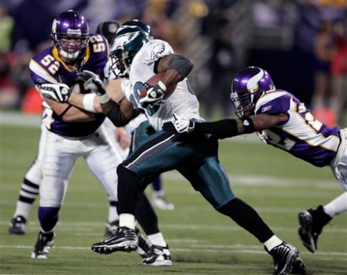Eagles Vikings Football